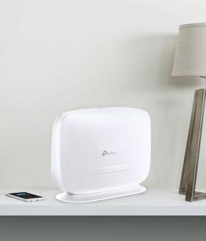 تیپیلینک Archer VR1600v: مودم روتر ADSL/VDSL با سرعت وایفای ۱.۶ گیگابیت و VoIP